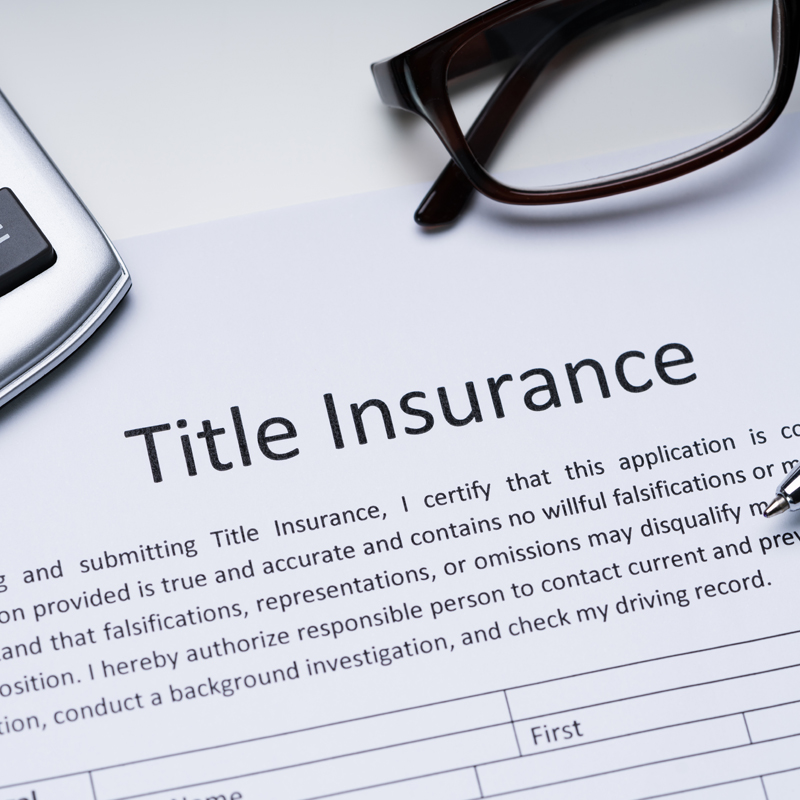 Title Insurance Services for Buyers, Lenders and Attorneys